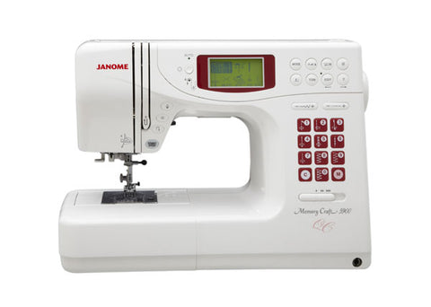 Janome Memory Craft Quilt 5900QC