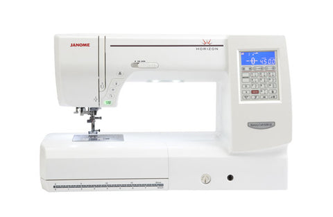 Janome Horizon Memory Craft 8200 QCP