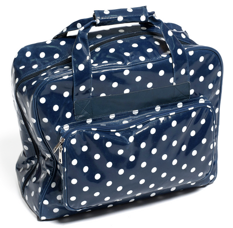 Cath Kidston luggage for sewing machine carrying
