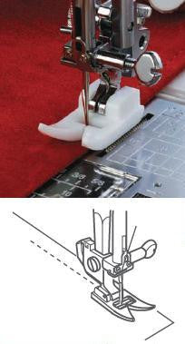 Cat A. Ultra Glide Foot for janome