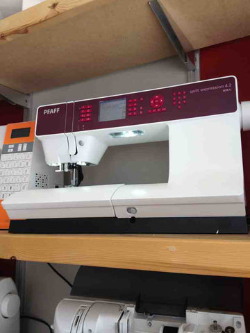 Pfaff Quilt Expression 4 2 Sewing Machine Uk Sewing Machines