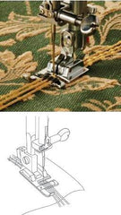 Cat A. 3 Way Cording Foot for Janome