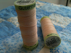 Top Stitch Thread Col.414 30m Ecru