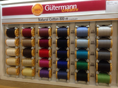 Gutermann Natural Cotton 800m