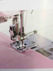 Vertical Stitching Alignment Foot (XE5224-001) (F063)