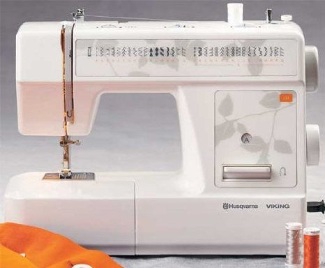 Husqvarna Viking E20 Sewing Machine