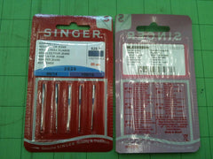 2026 Machine Needles for sewing Jeans/Denim Size. 90/14 100/16