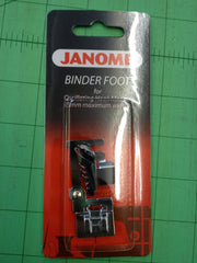 Cat D. Bias Binding Foot for Janome - 202099008