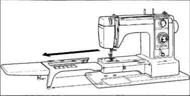 brother xl 2030 sewing machine manual