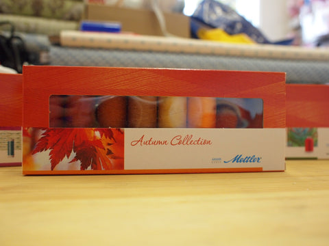 Mettler Quilters Autumn Collection