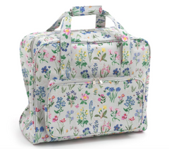 Sewing Machine Bag,carry case Hobby Gift Spring Garden MR4660/272 | 20x43x37cm