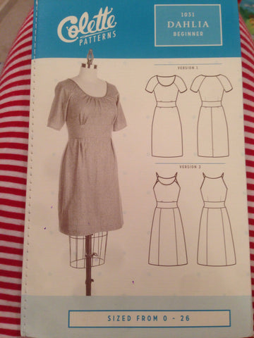 Colette Beginner Dress Pattern