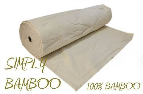 1m Simply Bamboo Quilt Wadding
