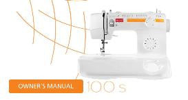 Pfaff 100s - Instruction Sewing Manual