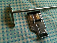 "Singer 1/4"" Patchwork Foot with Guide - Snap On"