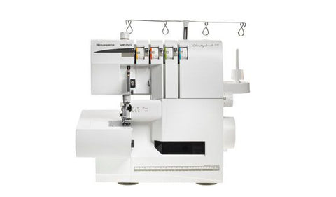 Husqvarna S15 Overlock Serger 2/3/4 Thread