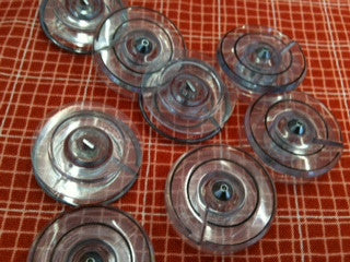 Singer Self Wind Spool Bobbins x1