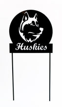 Load image into Gallery viewer, Huskie Yard Sign