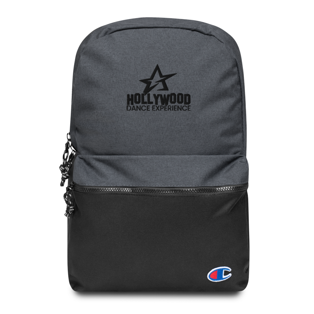 Hollywood Dance Experience -  Champion Backpack