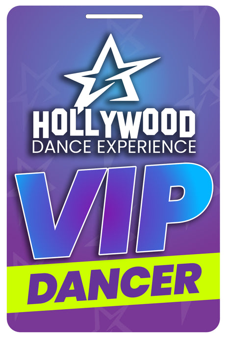 Hollywood Dance Experience (Summer 2021)