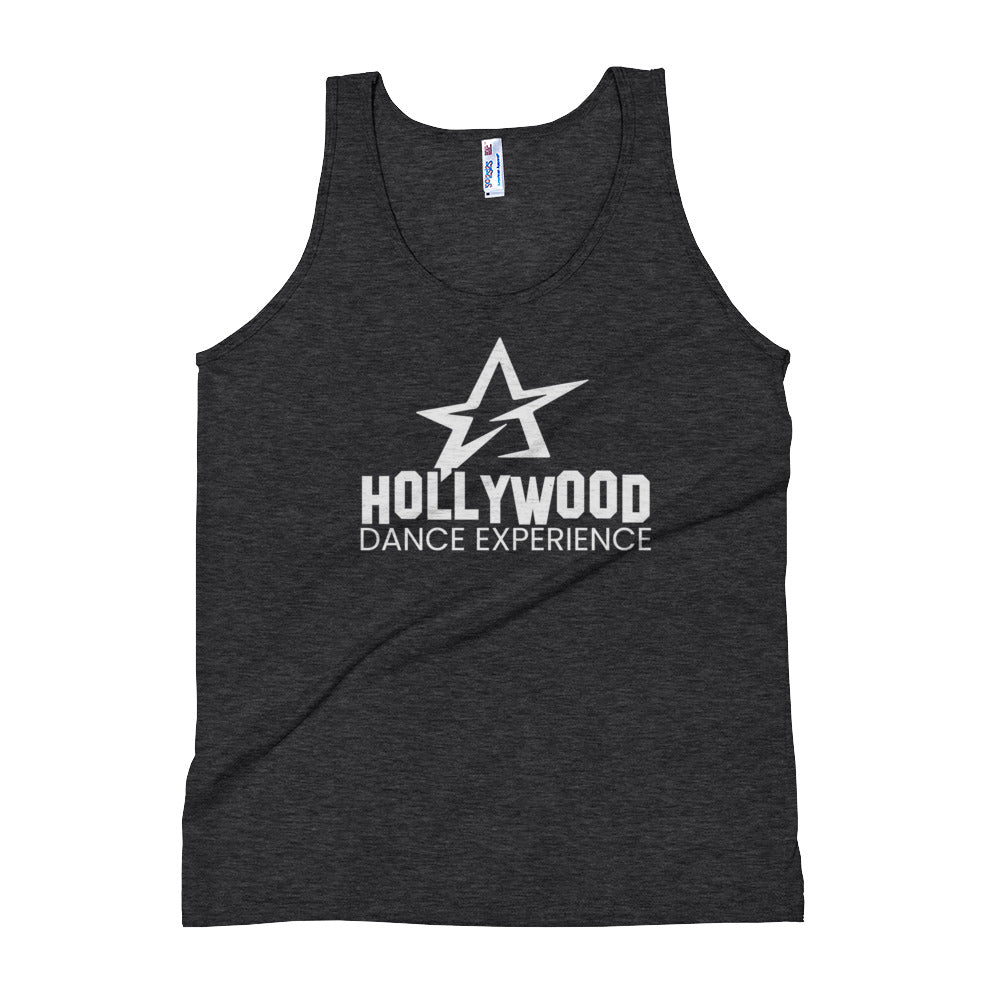 Hollywood Dance Experience Black Tank Top