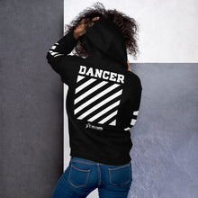 Load image into Gallery viewer, HDE Stripes Unisex Hoodie