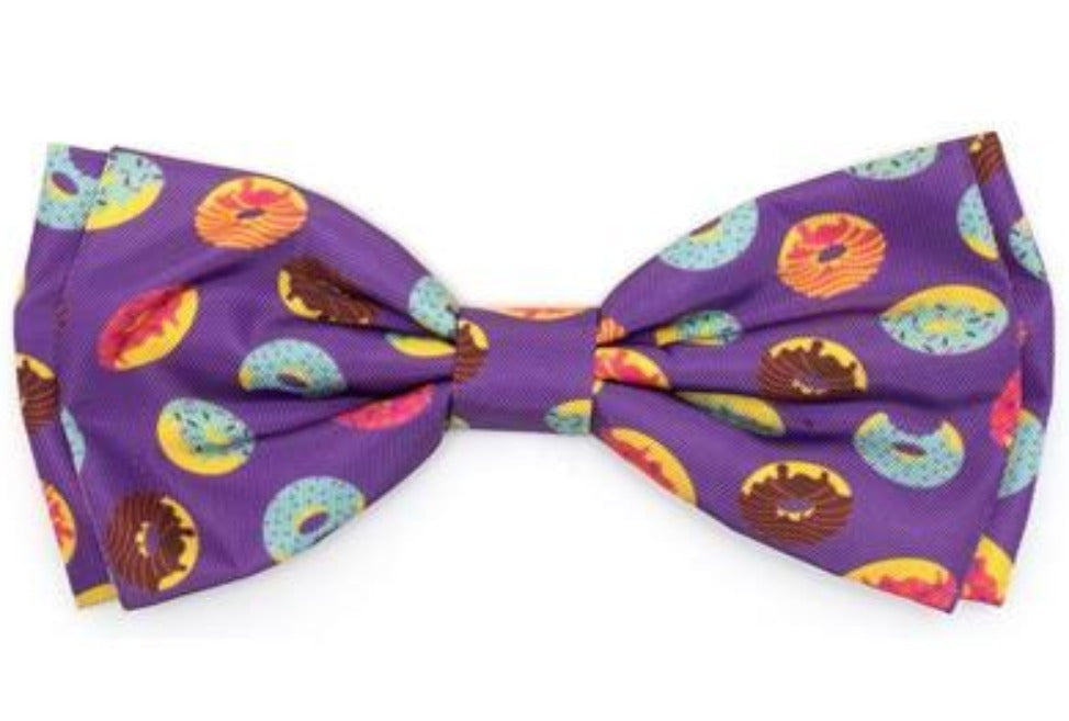 Donuts Bow Tie