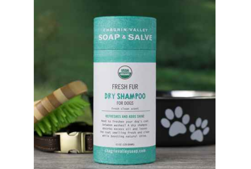 Fresh Fur Dry Shampoo for Dogs