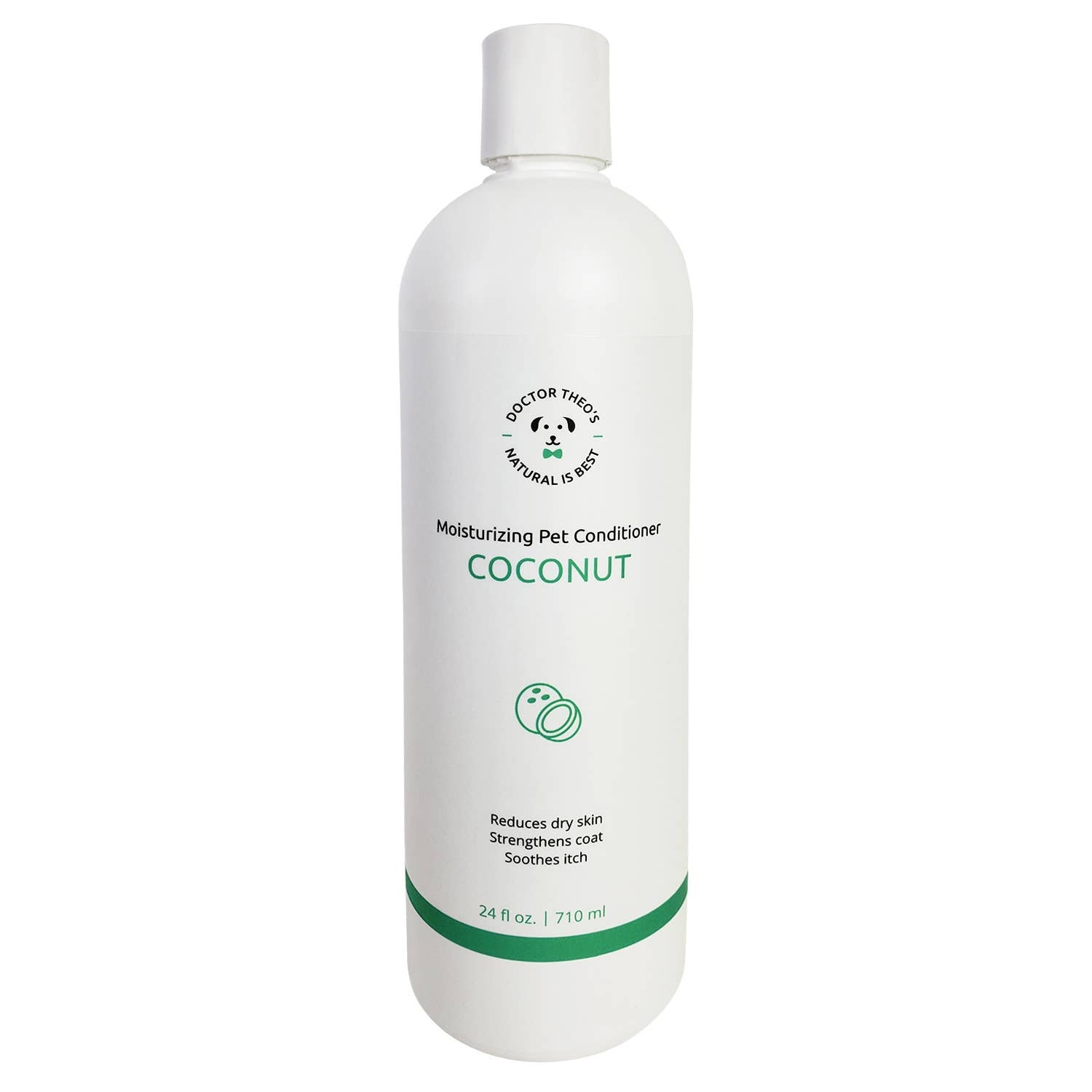 USA Made Pet Conditioner Coconut