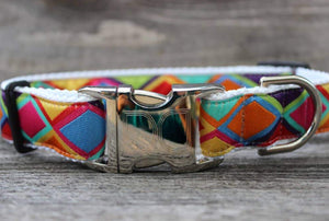Tanzania Bright Dog Collar