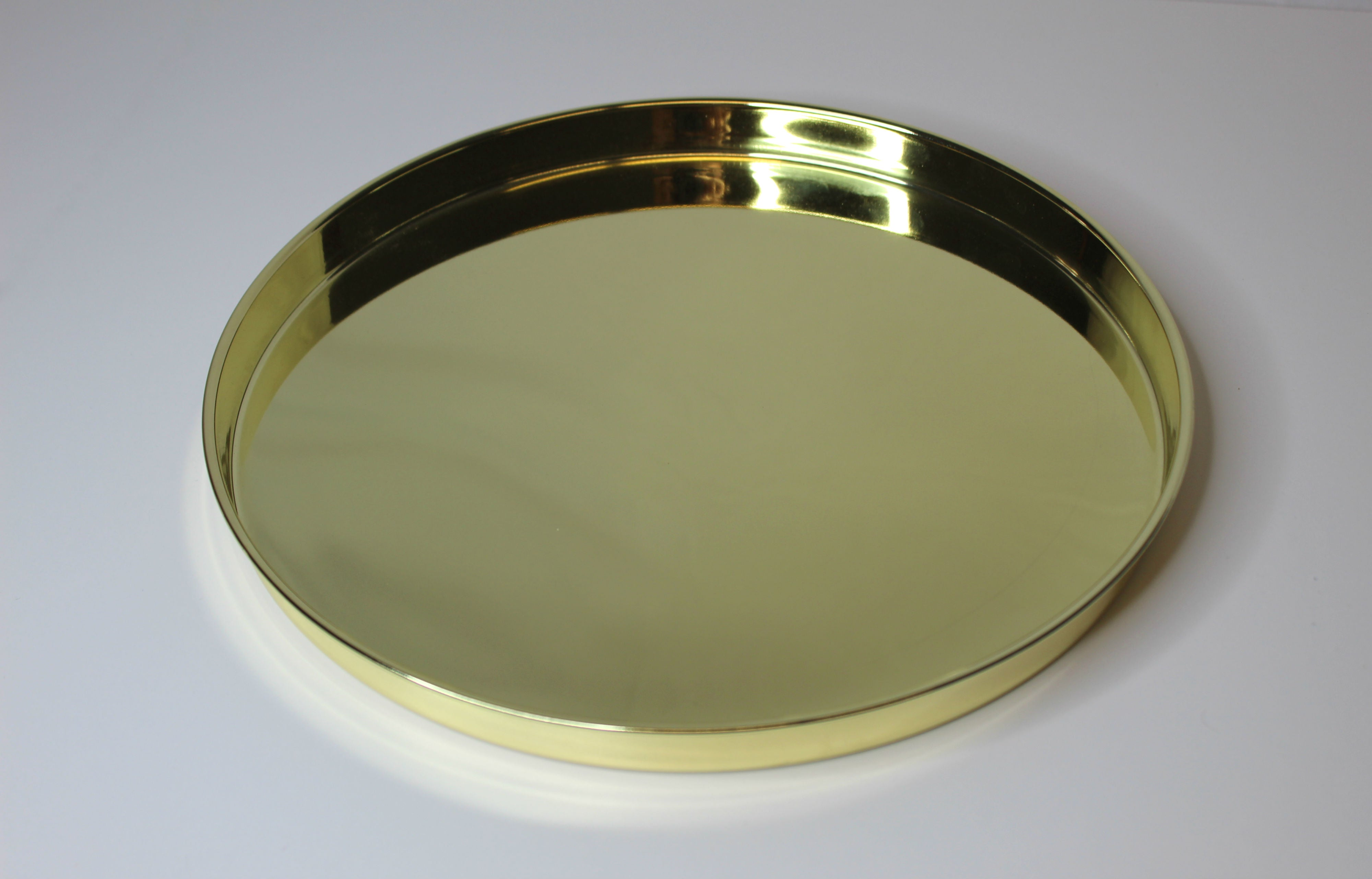 Gold Serving Tray