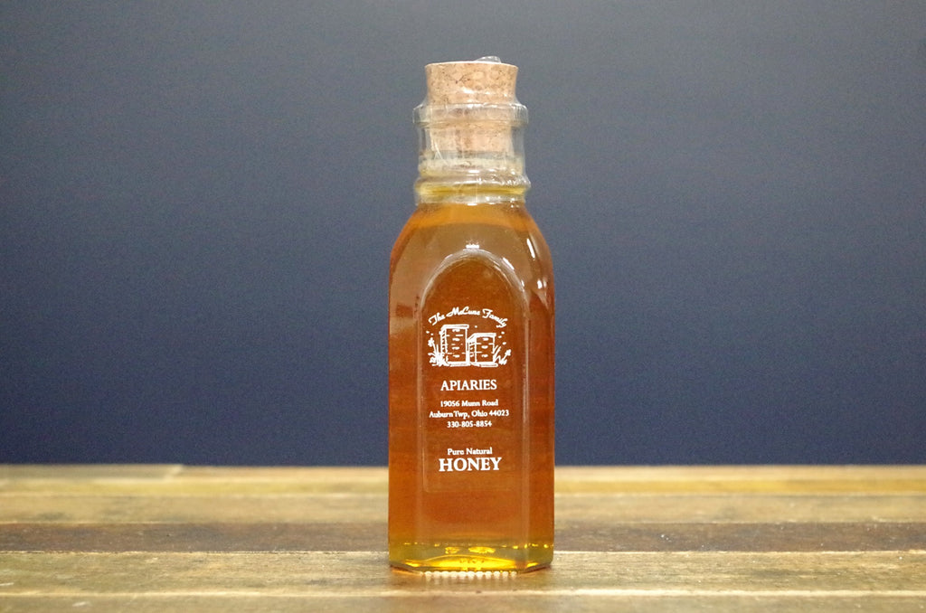 McCune Family Apiaries Pure Honey