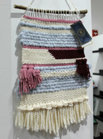 Handwoven Tapestry - Spring