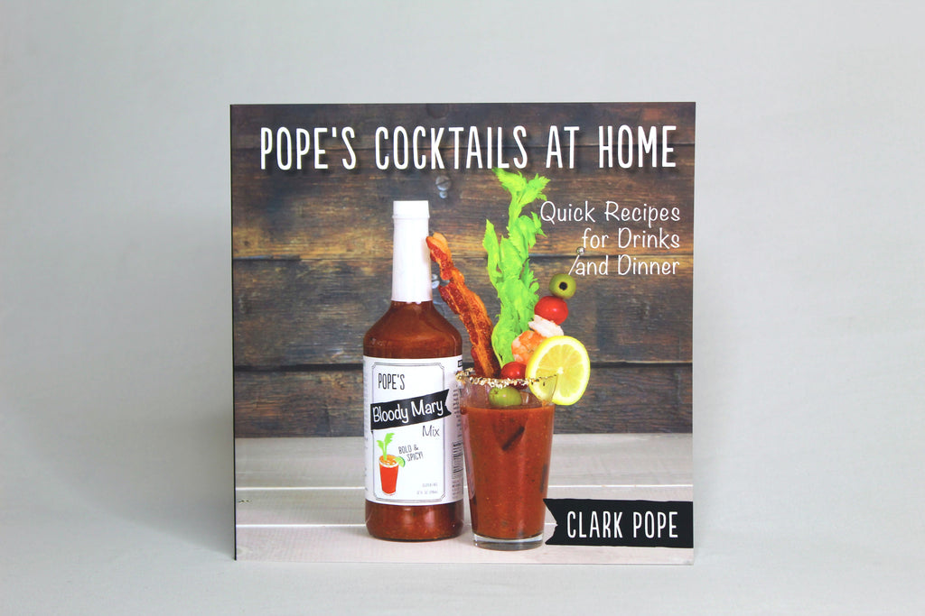 Pope's Cocktails at Home Recipe Book