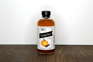 Pumpkin Spice Cocktail Syrup