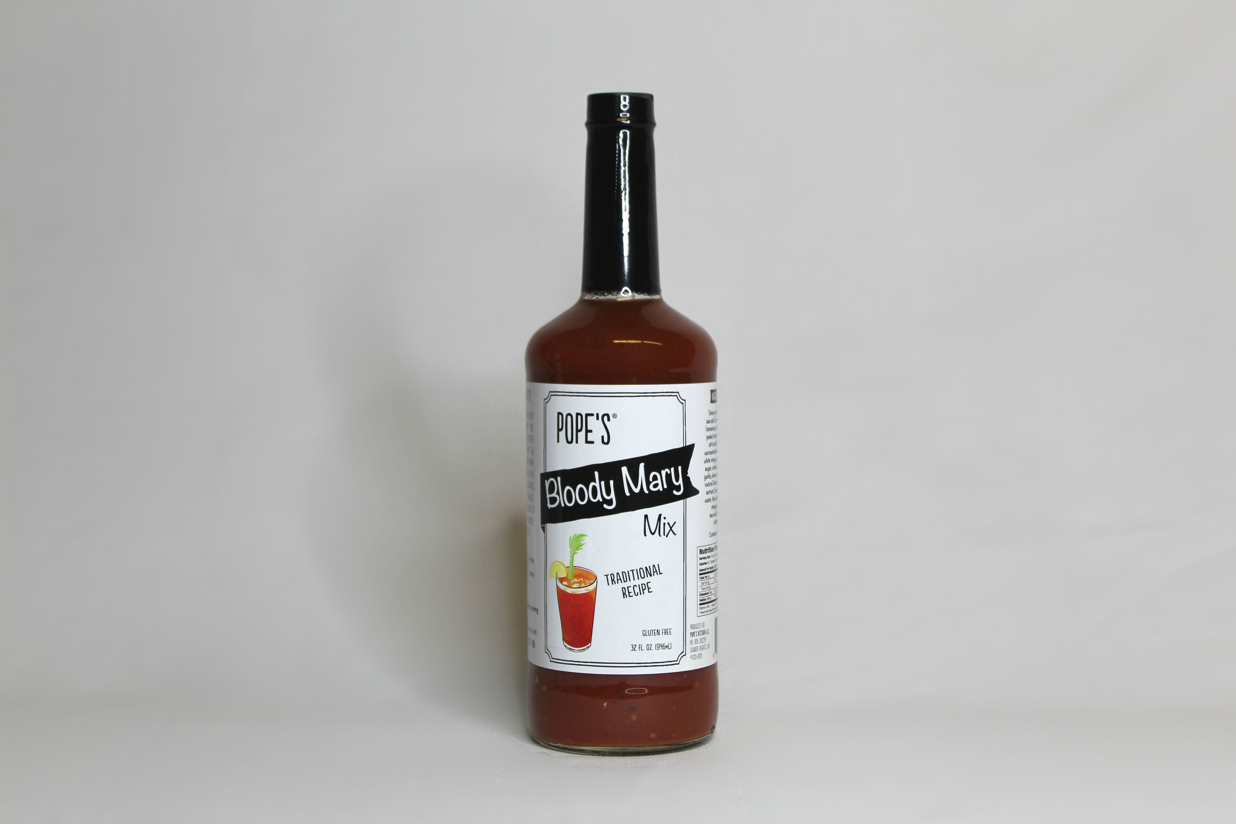Pope's Kitchen Bloody Mary Mix