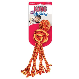 KONG® Wubba Weaves with Rope