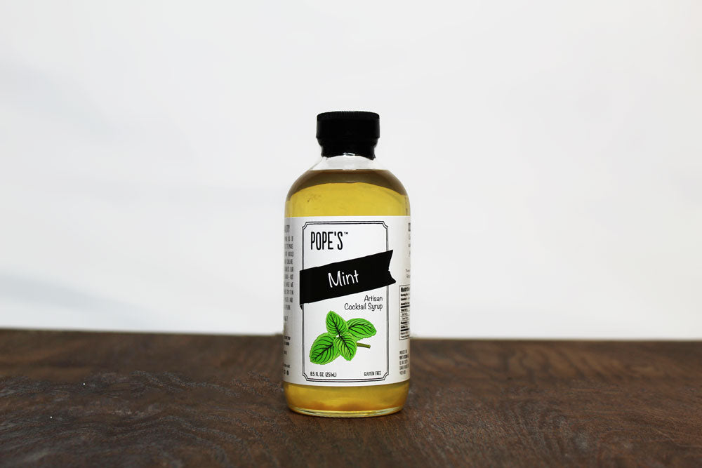 Mint Cocktail Syrup