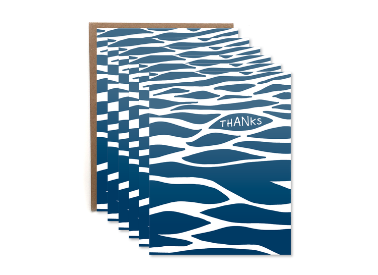 WAVE THANKS BOXED SET