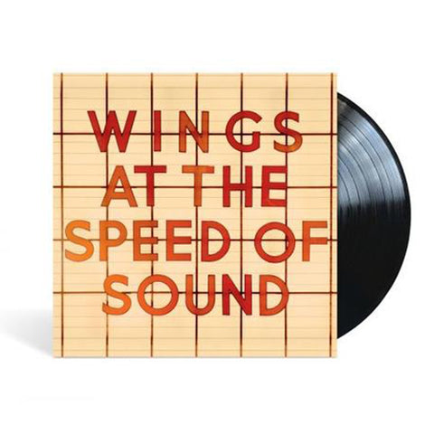 At The Speed Of Sound - Black LP