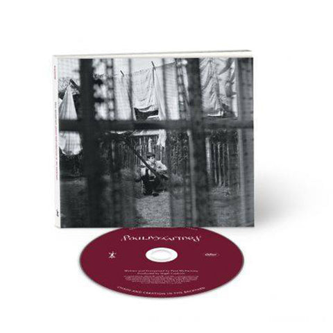 Chaos and Creation in the Backyard - CD Digipack