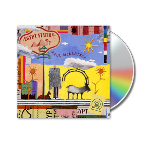 Egypt Station CD