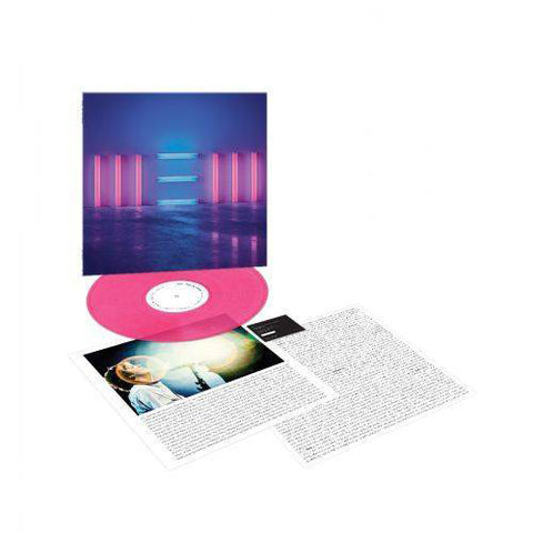 NEW - Limited Edition - Pink LP