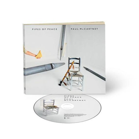 Pipes of Peace - CD Digipack