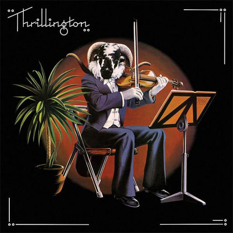 Thrillington - Black LP
