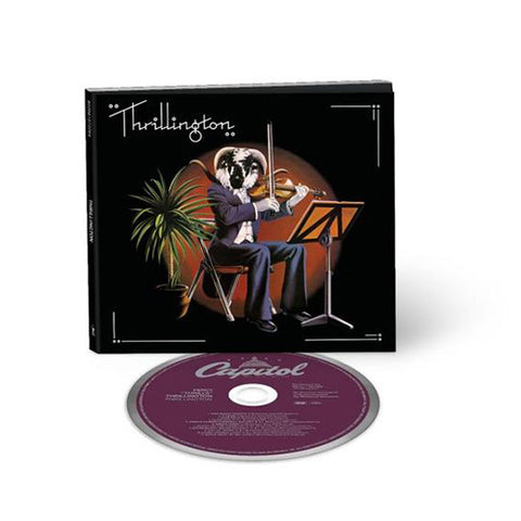 Thrillington - CD Digipack