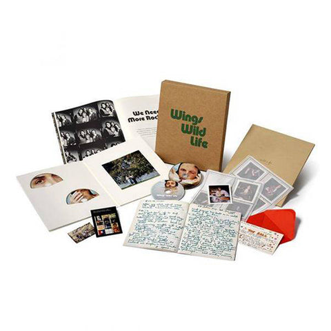Wild Life - Deluxe Edition