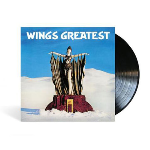 Wings Greatest - Black LP