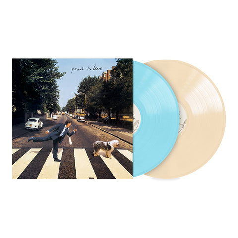 Paul Is Live - Colour 2LP