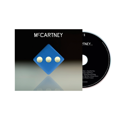 McCartney III - Deluxe Edition Blue Cover CD